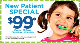 Pike Pediatric Dentistry $99 Special