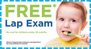 Pike Pediatric Dentistry Free Lap Exam